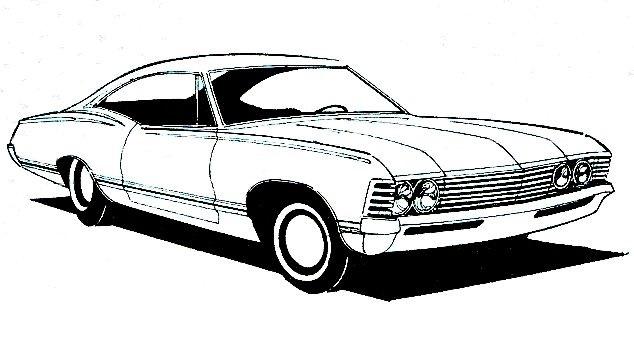 GM B Body LS Swap Conversion