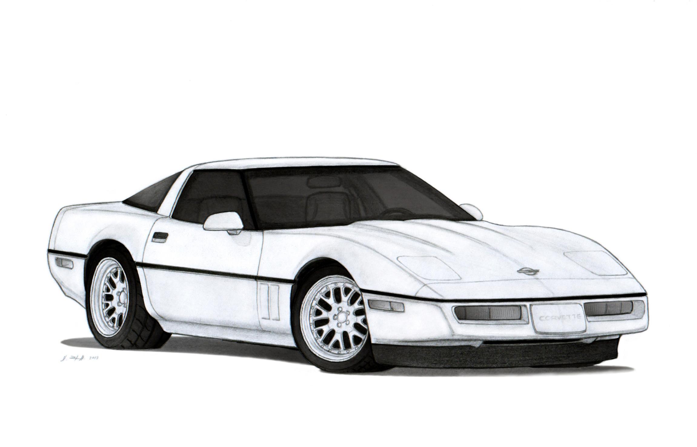 Corvette LS Conversion Swap