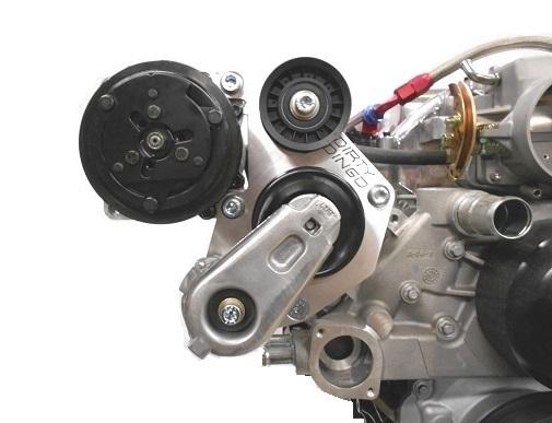 LS Conversion Swap Sanden 508 A/C Bracket Assembly