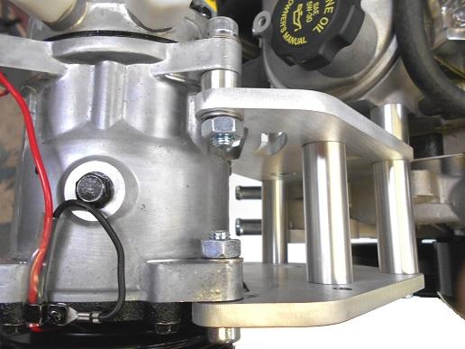 Ls Conversion Swap Sanden 508 A C Bracket Assembly