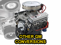 Dirty Dingo Motorsports GM LS Gen 3 LS1 Gen 4 Conversion